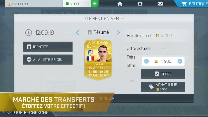 android FIFA 16 Screenshot 7