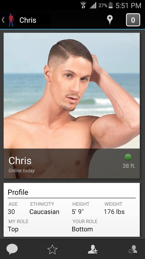 gay video chat android