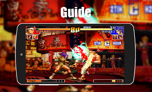 Guide King of Fighters 97 - náhled