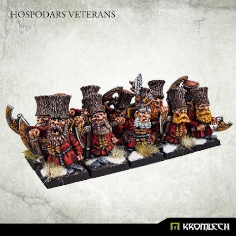 Hospodars Veterans