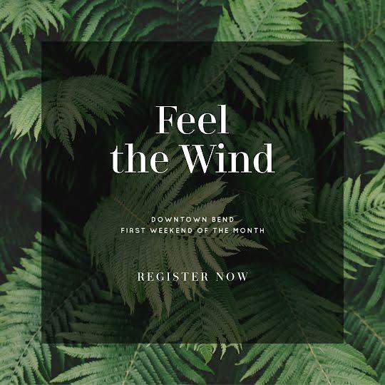 Feel the Wind - Instagram Post Template