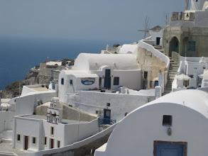 Photo: Scenes of Santorini... classic white homes