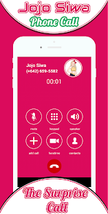 Phone Call From Jojo Siwa - náhled
