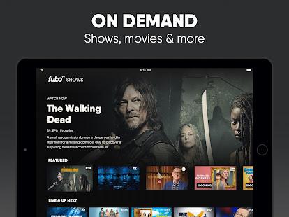 App fuboTV: Watch Live Sports, TV Shows, Movies & News APK for Windows Phone