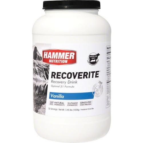 Hammer Nutrition Recoverite: Vanilla 32 Servings