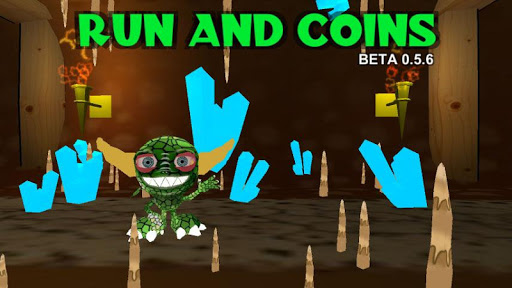 Run and Coins Beta