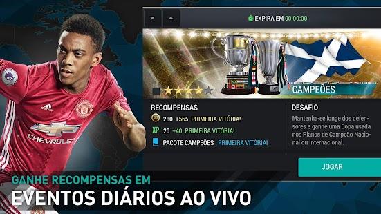 FIFA Mobile Futebol screenshot