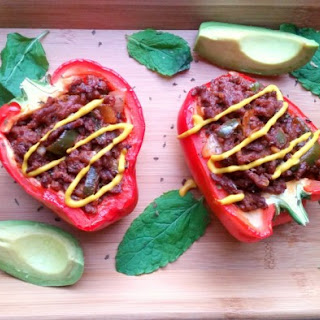 Easy Mexican Stuffed Bell Peppers Recipe