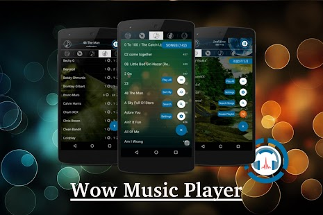 Wow Music Pro para Android