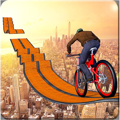 Stunt Bicycle Impossible Tracks Bike Games 2018 (game)