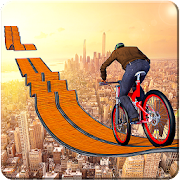 Game Stunt Bicycle Impossible Tracks Bike Games 2018 APK for Windows Phone