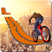 Stunt Bicycle Impossible Tracks Bike Games 2018