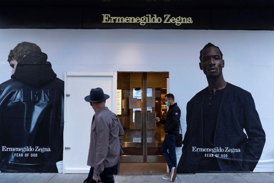 SPAC giúp Ermenegildo Zegna lên sàn chứng khoán với thỏa thuận 3,2 tỷ USD