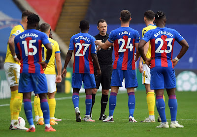 Premier League : Crystal Palace corrige Leeds United