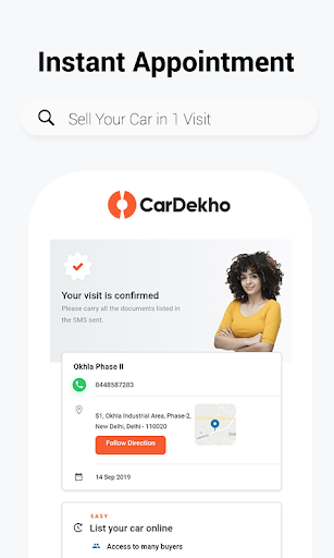 CarDekho: Buy/Sell New & Second-Hand Cars, Prices screenshot 3