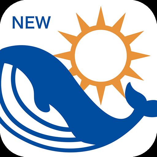 マリンウェザー海快晴 <海の天気予報> 天氣 App LOGO-硬是要APP