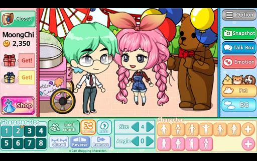 My Pretty Girl Story : Dress Up Game apkdebit screenshots 10