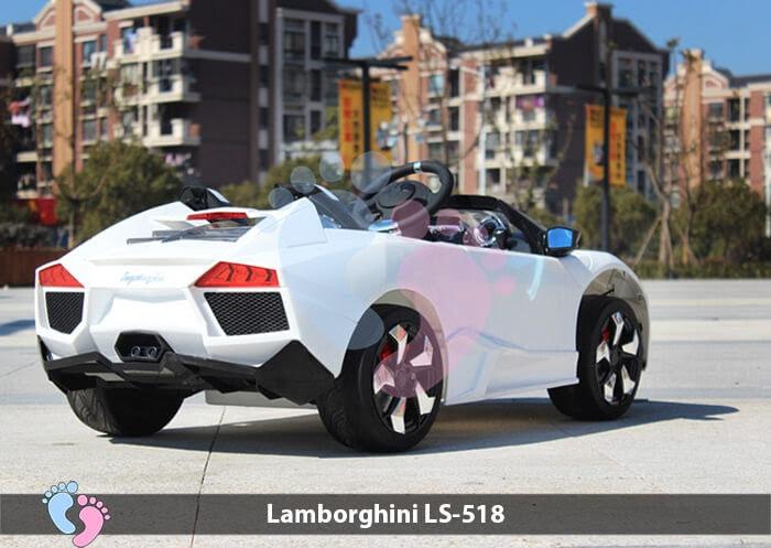 Xe hơi điện trẻ em LS-518 15