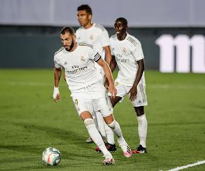 Liga : Le Real, avec Courtois mais sans Hazard, cale d'entrée à la Sociedad