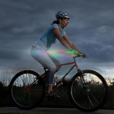 Nite Ize GripLit LED Handlebar Light: Disc-O alternate image 1