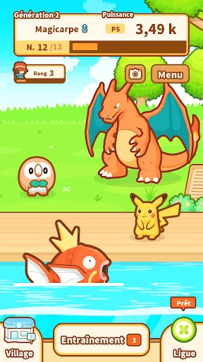 Code Triche Poku00e9mon : Magicarpe Jump APK MOD screenshots 5