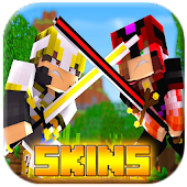 PvP Skins for Minecraft Pocket Edition ( MCPE )