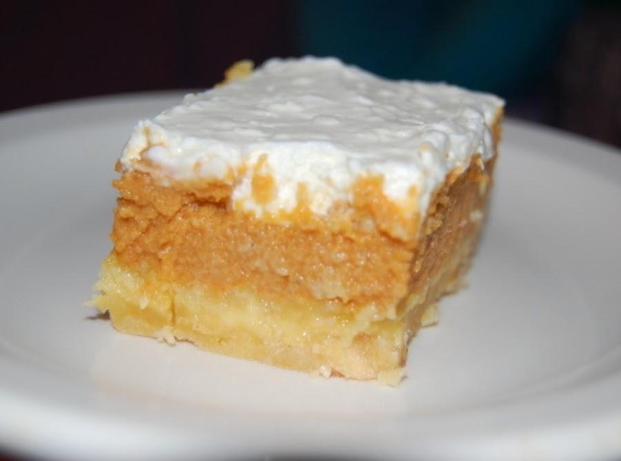 Japanese Pumpkin Cake Recipe: Juju's Pumpkin Crunch Cake Recipe