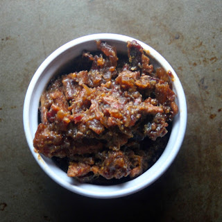 Bourbon and Maple Syrup Bacon Jam