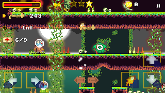 GET HER BACK: Adventure & Shooter At It's Best Screenshot