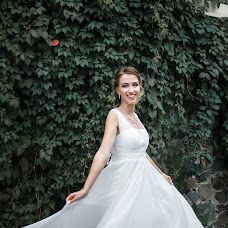 Wedding photographer Katerina Podsolnechnaya (Podsolnechnaya). Photo of 26.11.2017