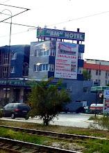 "Photo: ""BM Hotel"", Sarajevo, Bosnia and Hercegovina. September 2012."