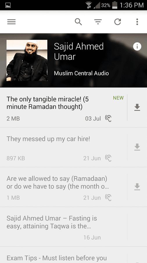 Sajid Ahmed Umar- screenshot