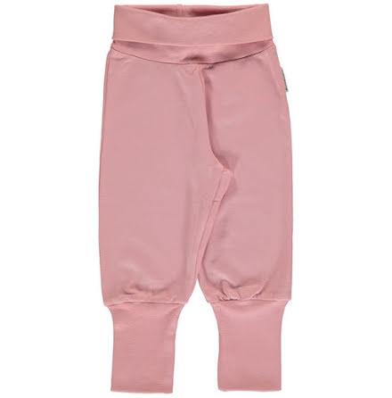 Maxomorra Babypants Dusty Pink