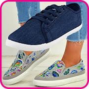 Latest Ladies Shoes Designs 2018 APK