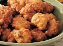 Caribbean Poofties-hors D'oeuvres Recipe