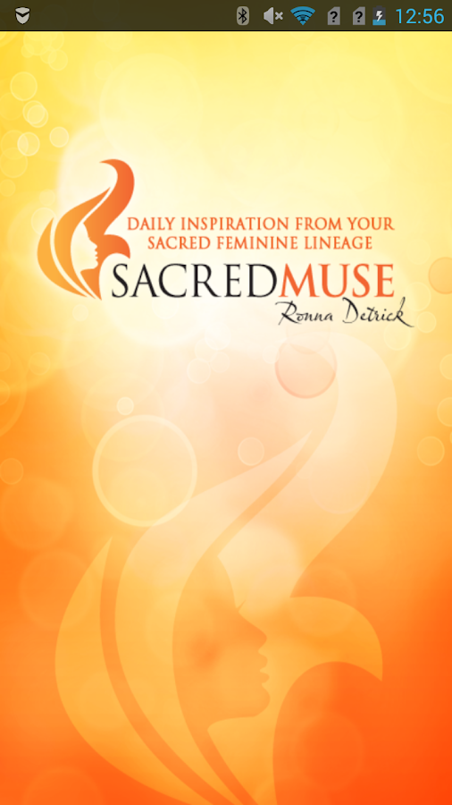 Sacred Muse: Daily inspiration- screenshot