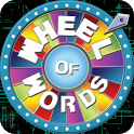 Wheel of words icon