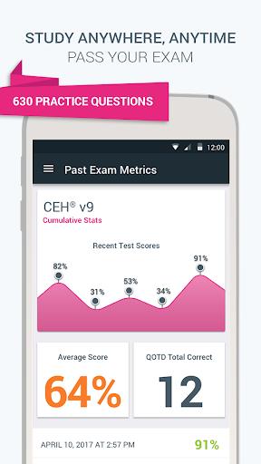 CEH® v9 Exam Prep 2017 Edition v4.3.0 [Premium]