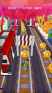 Subway Running: Games 2017 - Endless Surfer Runner