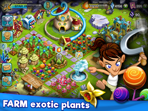 Farm Craft: Township & farming game apkmr screenshots 15