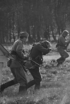 War weekend di photoand