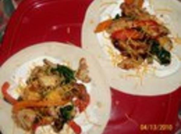 Fajitas Fever Recipe