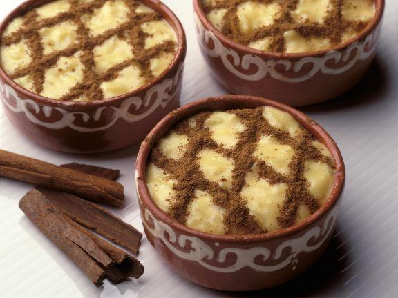 Portuguese Rice Pudding Recipe