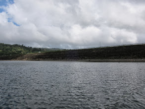 Photo: It's actually a reservoir created by this dam