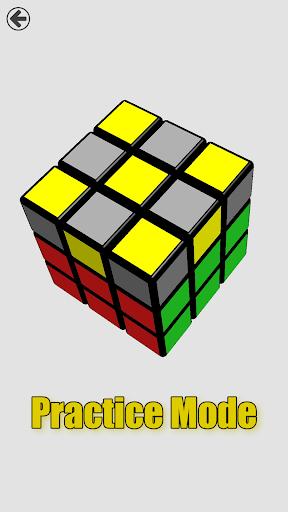 Rubik Cube - Solve puzzle, Learn Algorithms 2.2 screenshots 2