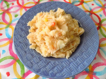Easter Bunny Mashed Potatoes Recipe