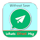 Download Whats Direct Msg For PC Windows and Mac