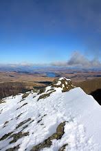 Photo: Bannachdich ridge