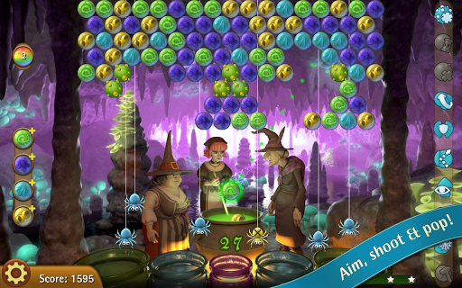 Bubble Witch Saga screenshot 11