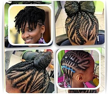 Black Girl Braids Hairstyle - Android Apps on Google Play